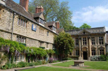 New Approach workshop, St Edmund Hall, Oxford