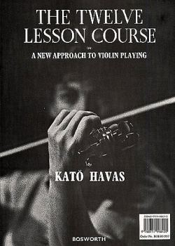The twelve lesson course, in a New Approach to violin playing