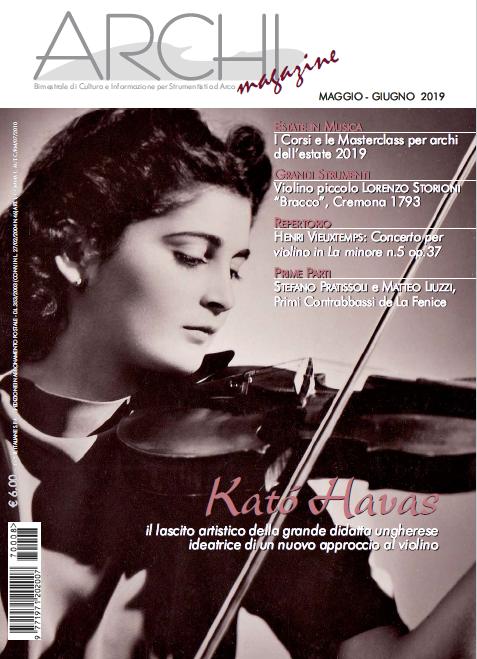 Ricordo di Kato Havas su Archi Magazine