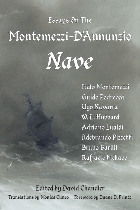 Book about the opera La Nave by Italo Montemezzi