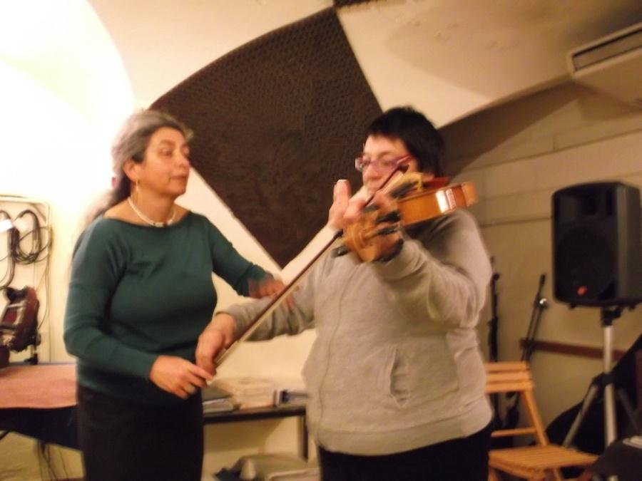 Come insegno il violino e la viola. Differenze nell'insegnamento
