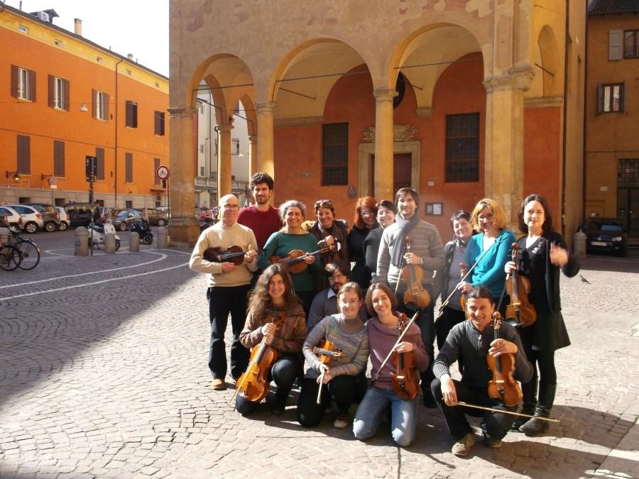 Seminario sul Nuovo Approccio tenuto a Bologna da Monica Cuneo
