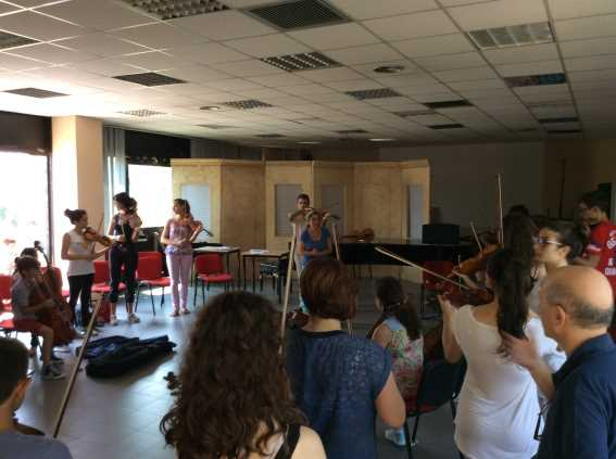 Seminario di Frosinone sul Nuovo Aproccio Havas