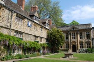 Nuovo Approccio workshop, St Edmund Hall, Oxford
