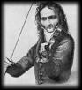 Nicolo Paganini, musica per viola