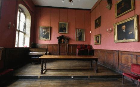 Old dining hall, St. Edmund's Hall