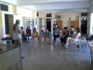 Partecipanti al Seminario di San Ferdinando