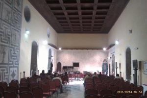Seminario sul Nuovo Approccio, Atina, marzo 2012