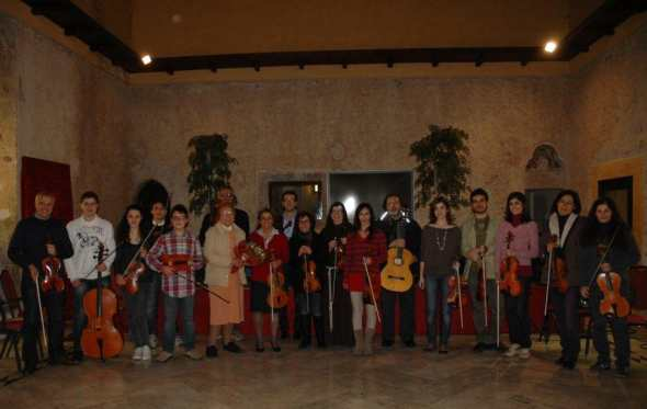 Workshop in Atina - Group photo