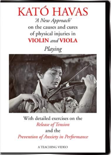 Video didattico: elimina e previeni lesioni fisiche, tendiniti, paura del pubblico causati dal suonare il violino e la viola senza operazioni, medicine o altro né effetti collaterali.Suona più sciolto
