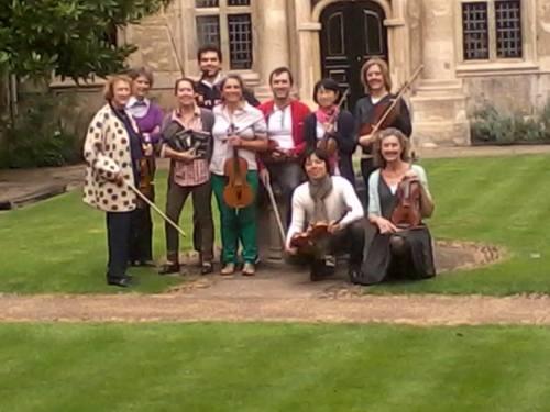Seminario sul Nuovo Approccio Havas tenuto a Oxford da Monica Cuneo e Caroline Duffner